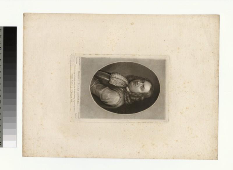 Portrait of Admiral Blake (WAHP33725)