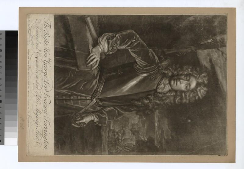 Portrait of Visc Torrington (WAHP33753)