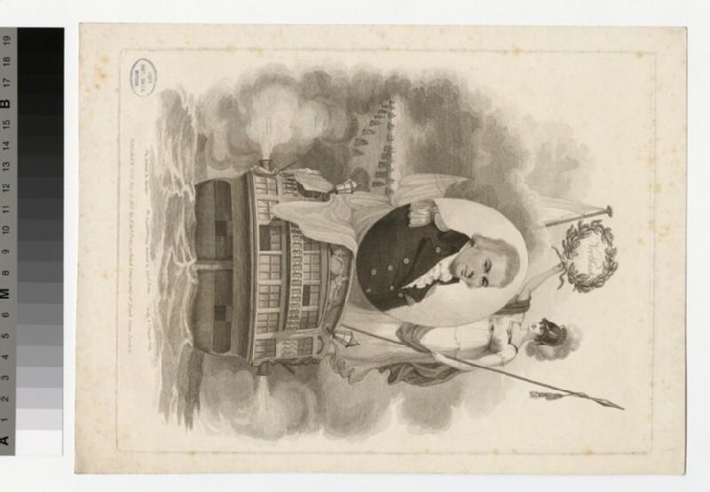 Portrait of Admiral Northesk (WAHP33786)