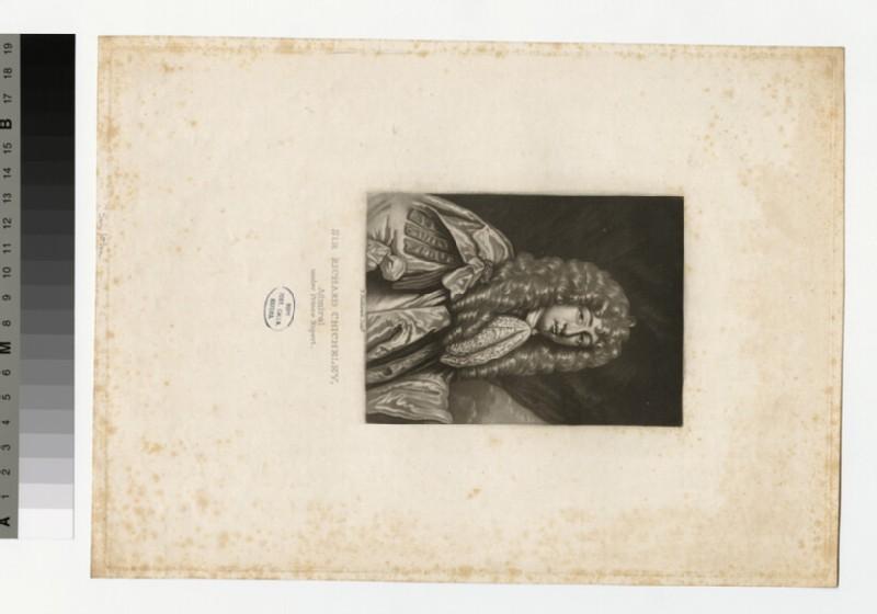 Portrait of Sir R. Chicheley