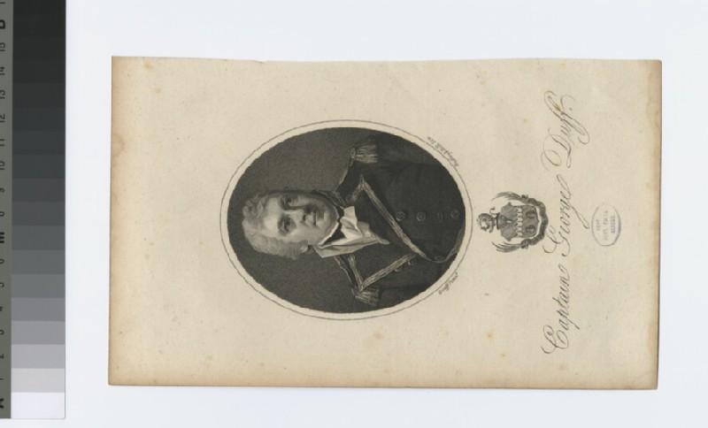 Portrait of Capt.G. Duff