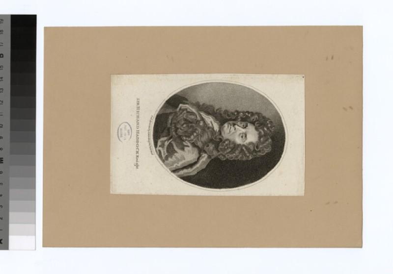 Portrait of Sir R. Haddock (WAHP34099)