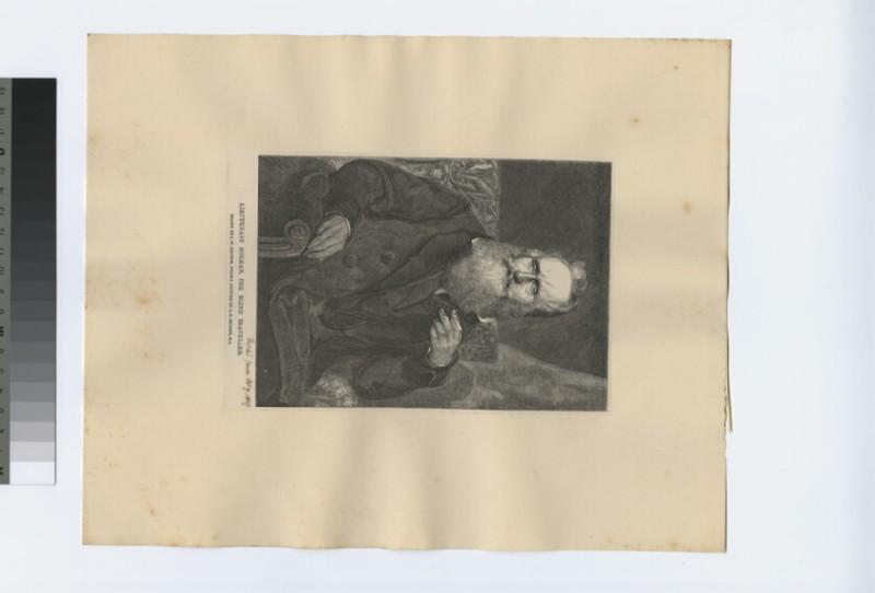 Portrait of Lt Holman