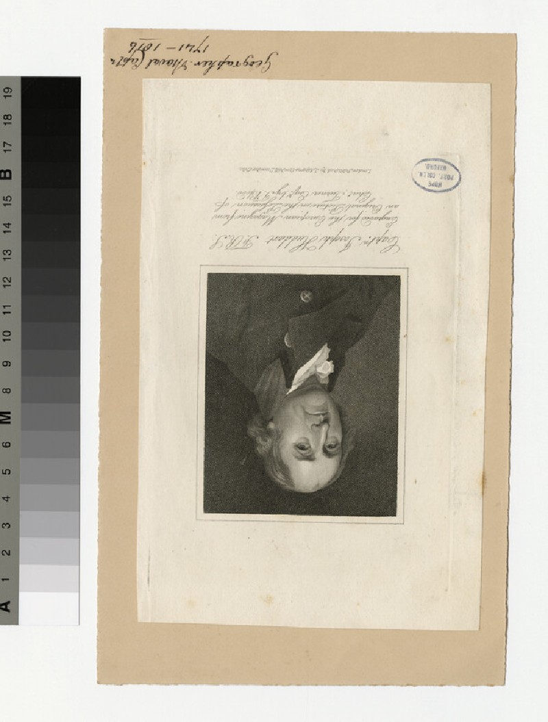 Portrait of Capt. J. Huddart (WAHP34203)