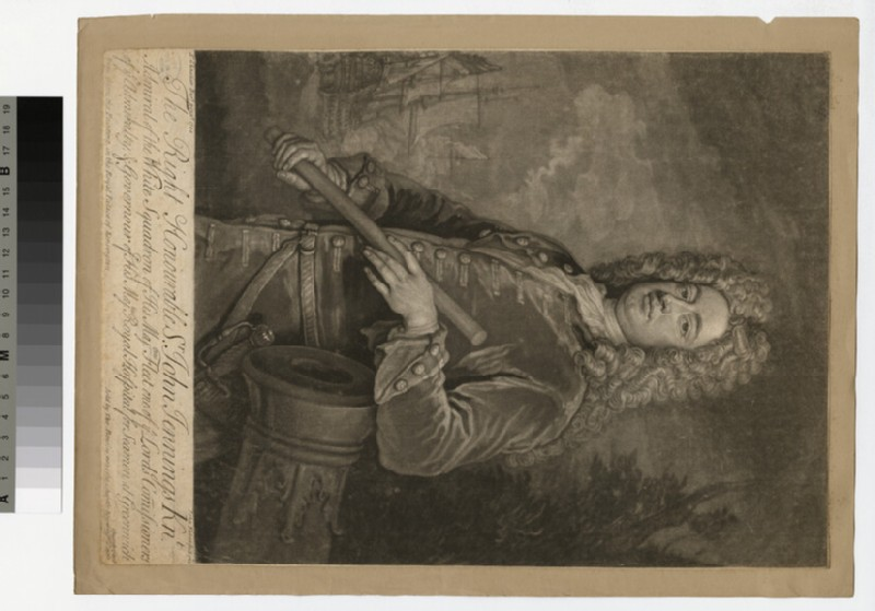 Portrait of John Jennings