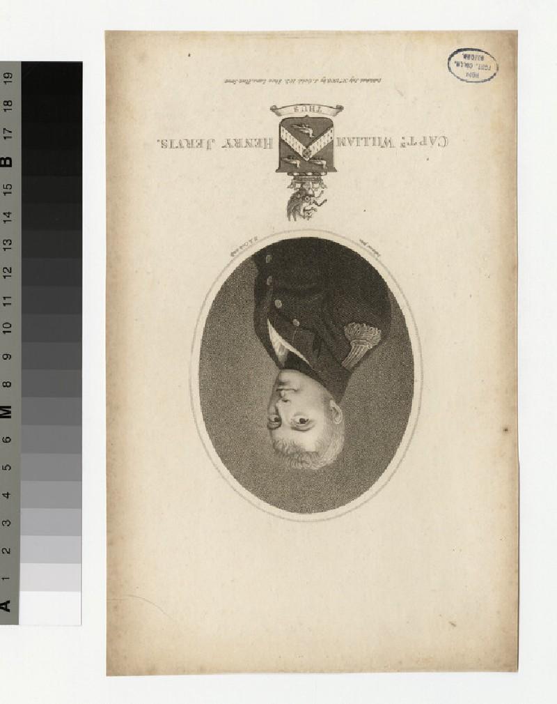 Portrait of W. H. Jervis