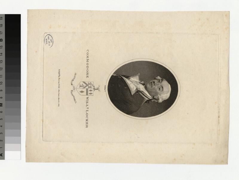 Portrait of Commodore W. Locker