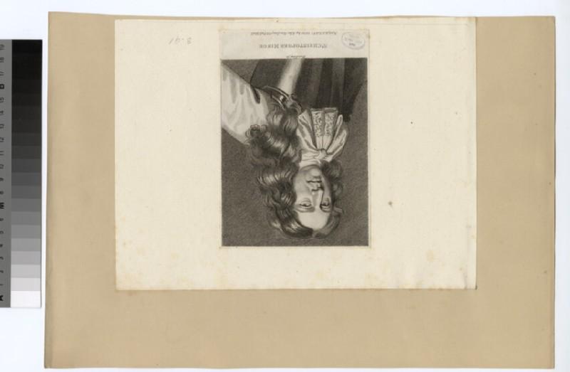 Portrait of Sir C. Mingh