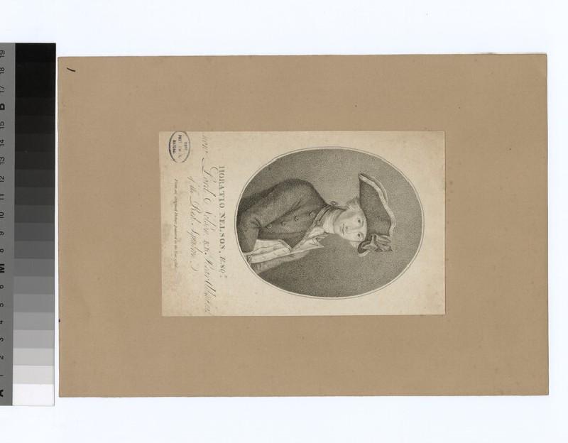 Portrait of Nelson