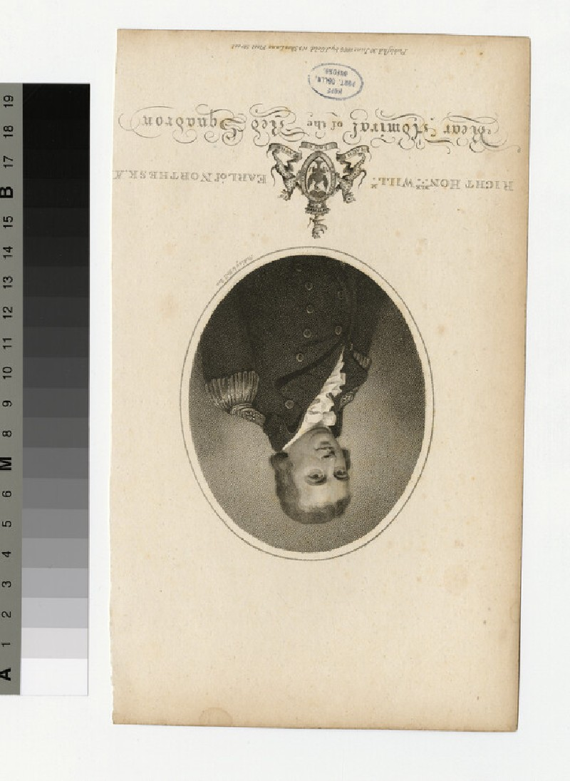 Portrait of Admiral Earl of Northesk (WAHP34452)