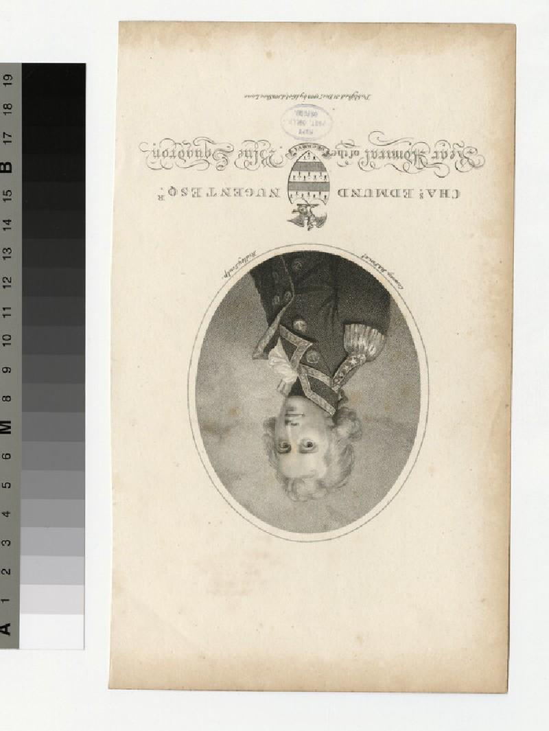 Portrait of Admiral Nugent