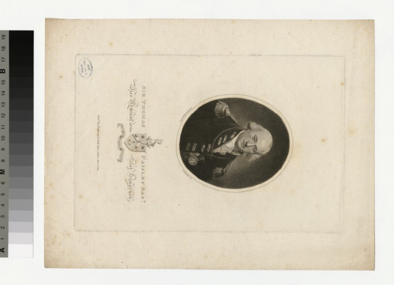 Portrait of Admiral T. Paisley (WAHP34463)