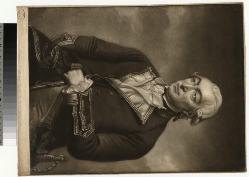 Portrait of Sir R. Pearson (WAHP34486)