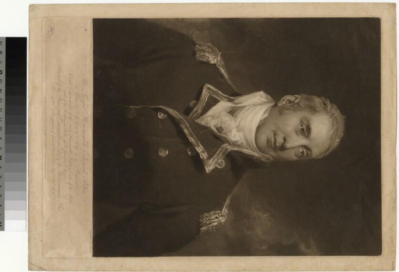 Portrait of Admiral Pellew