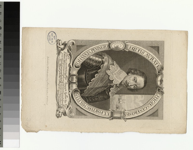 Portrait of Admiral Pennington (WAHP34504)