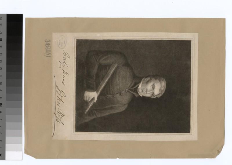 Portrait of Capt J. Ross (WAHP34568.1)