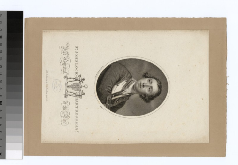 Portrait of Admiral J. L. Ross