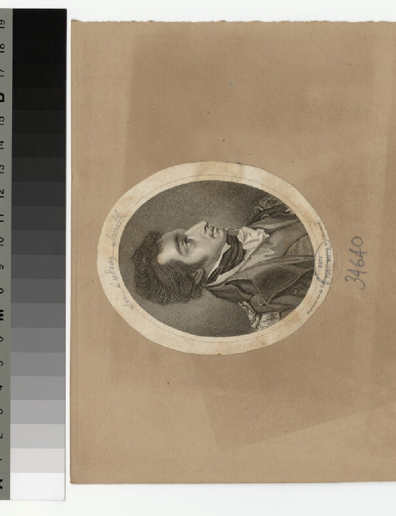 Portrait of Sir S. Smith (WAHP34640)