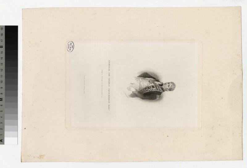 Portrait of Admiral Sir T. Troubridge
