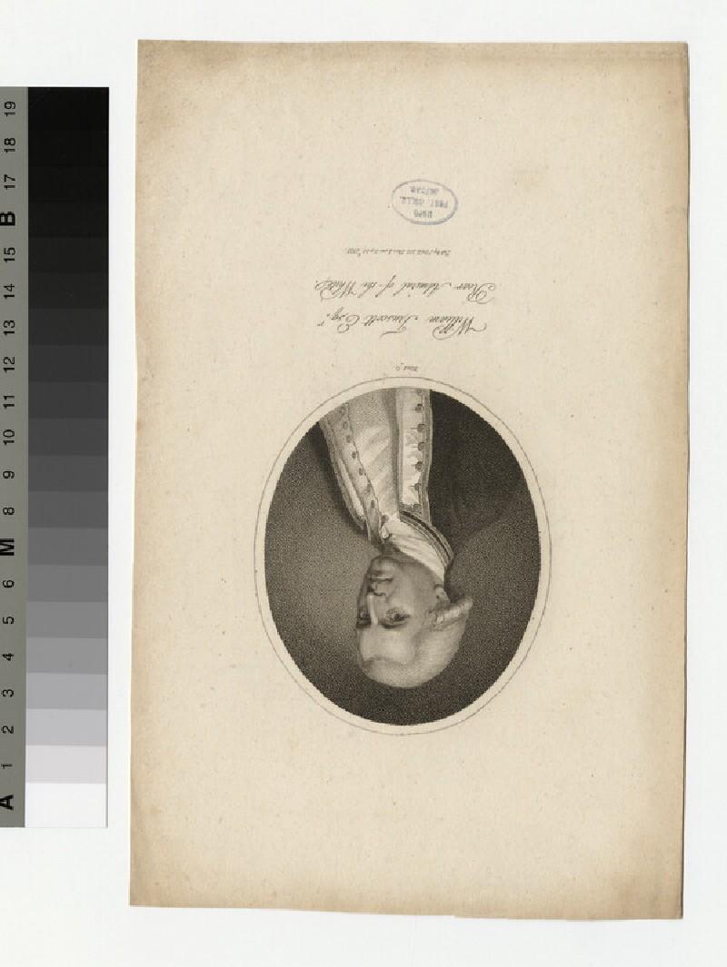 Portrait of Admiral W. Truscott