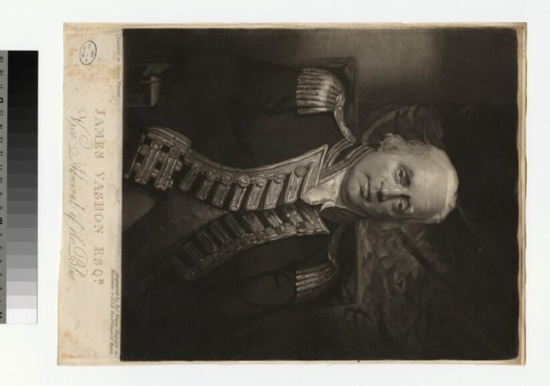 Portrait of Admiral Vashon (WAHP34695.1)