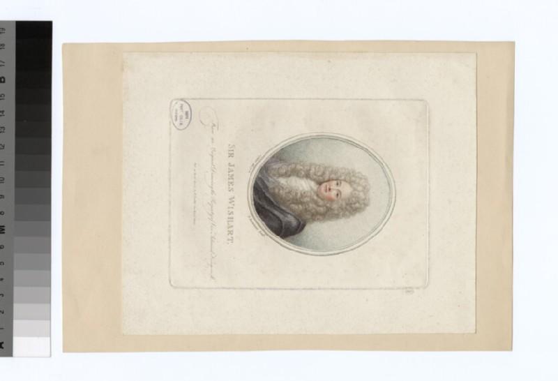 Portrait of Admiral J. Wishart