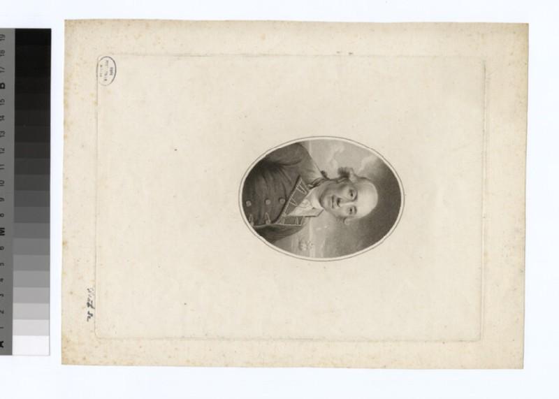 Portrait of Capt. Henry Wilson
