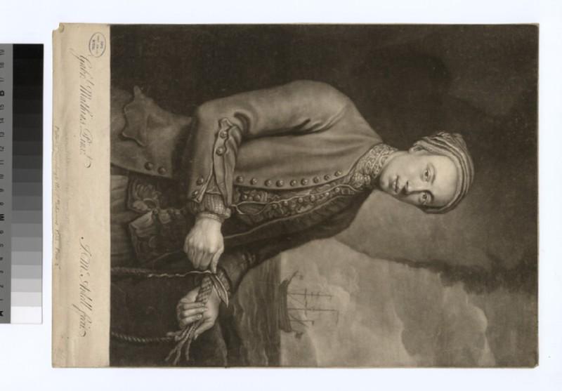 Portrait of Captain Andrew Wilkinson