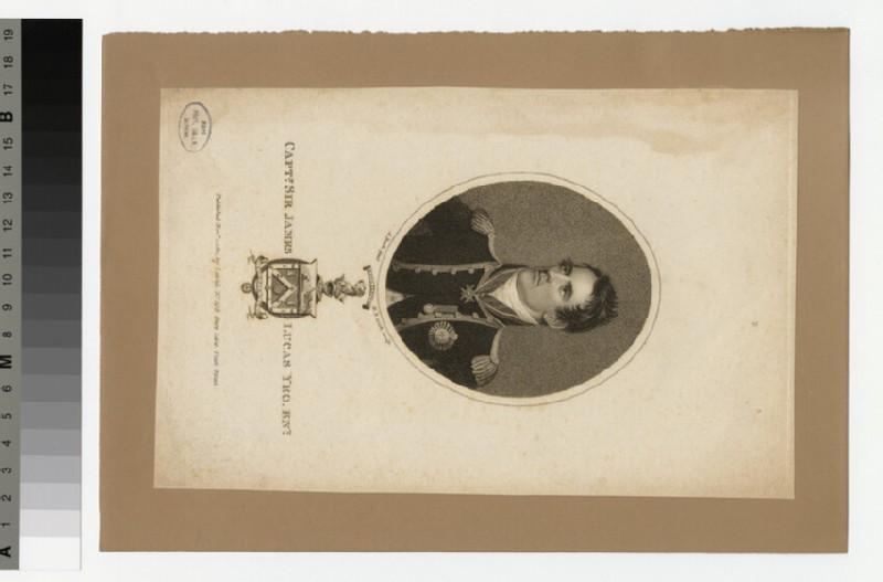 Portrait of Capt J. Lucas (WAHP34754)