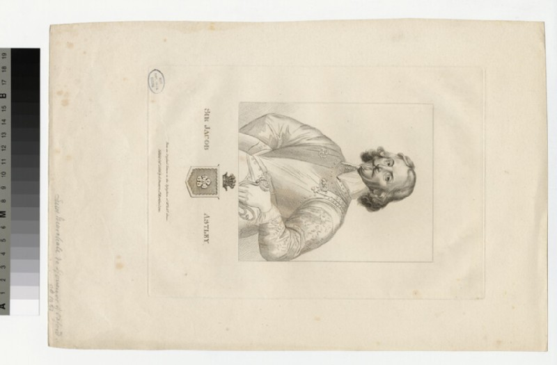 Portrait of Sir Jacob Astley