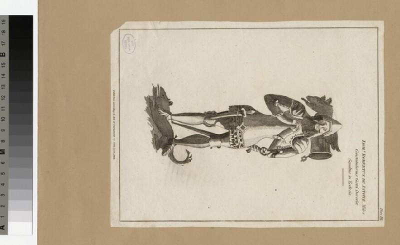 Portrait of Robert de Aston