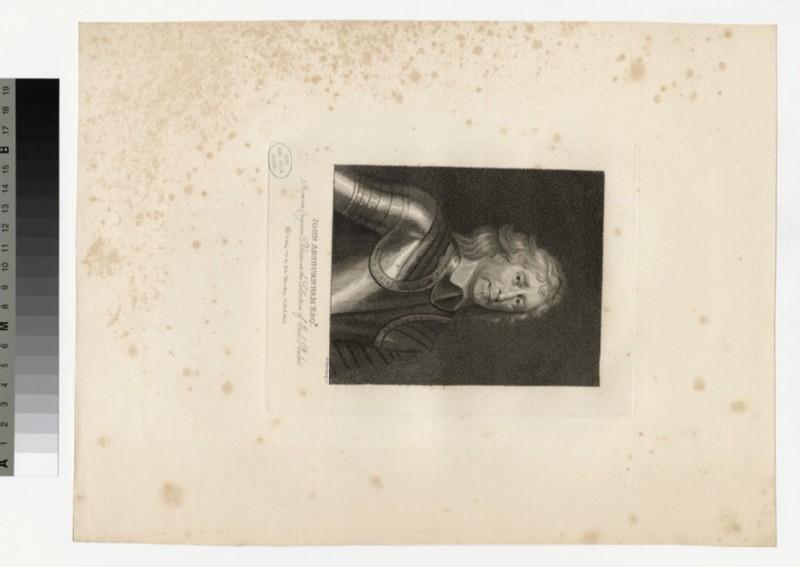 Portrait of John Ashburnham (WAHP34769.1)