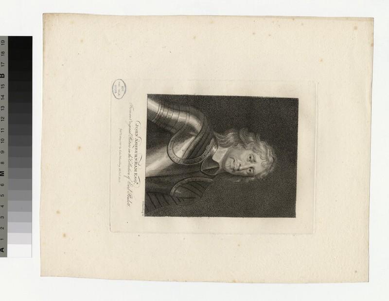 Portrait of John Ashburnham