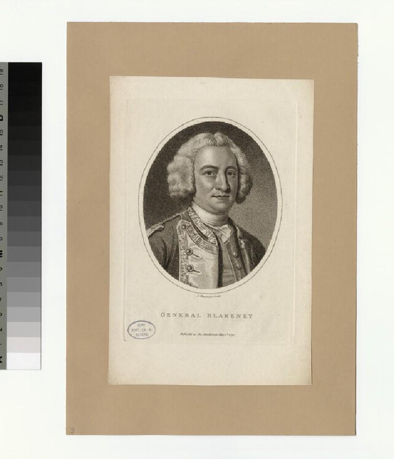 Portrait of Gen Blakeney