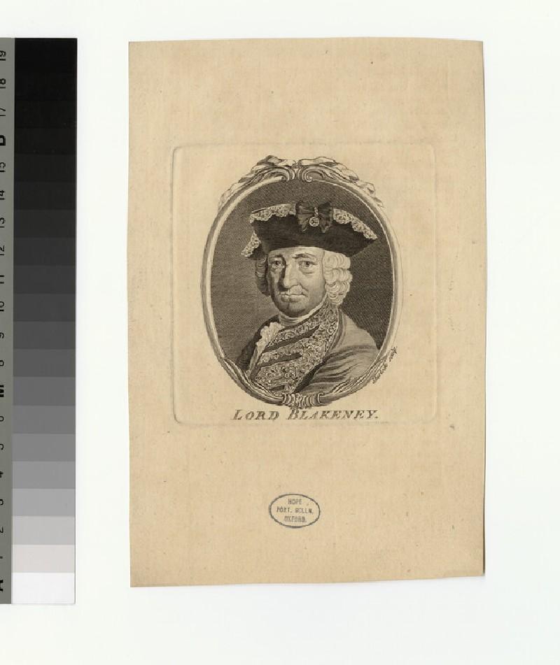 Portrait of Lord Blakeney (WAHP34811)