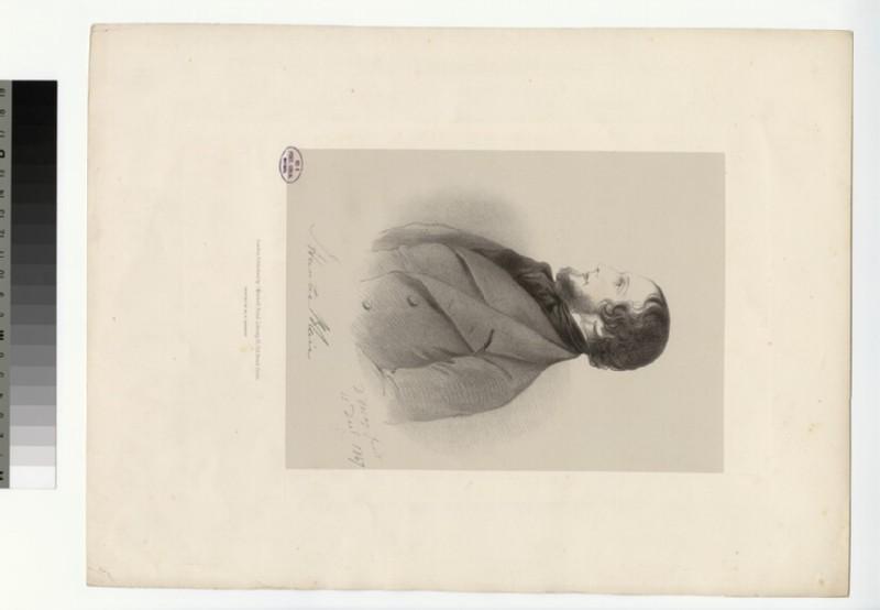Portrait of J. Hunter Blair