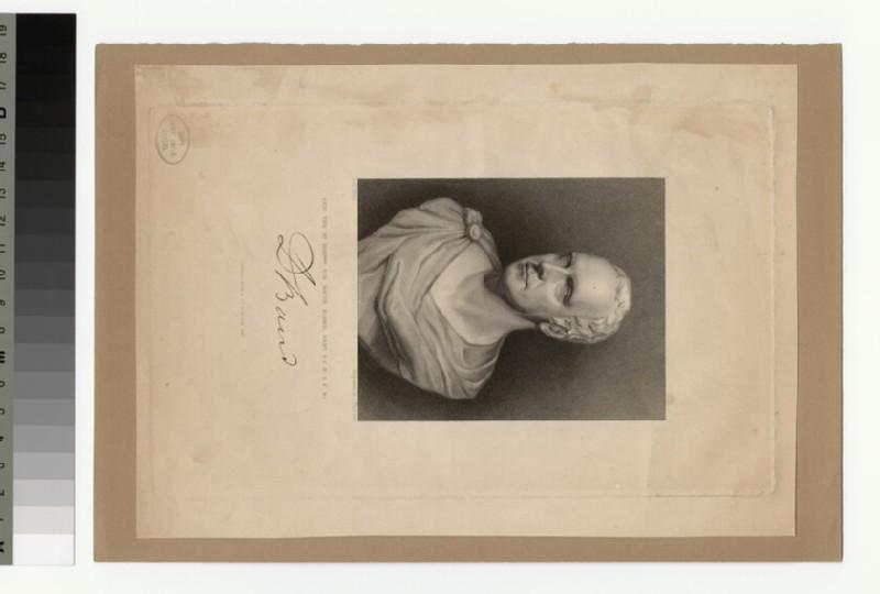 Portrait of Baird Sir D (WAHP34851)