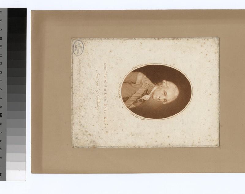 Portrait of Lt.Gen. Sir Robert Boyd