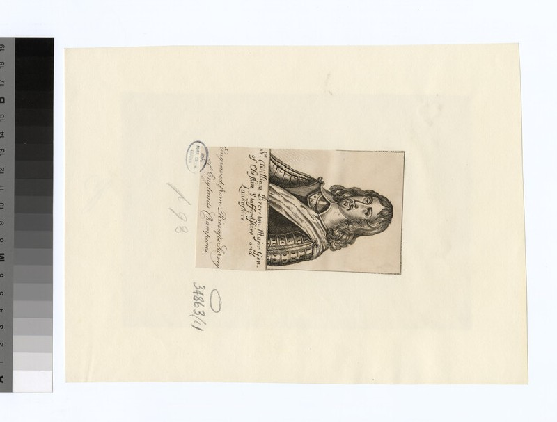 Portrait of Sir William Brereton