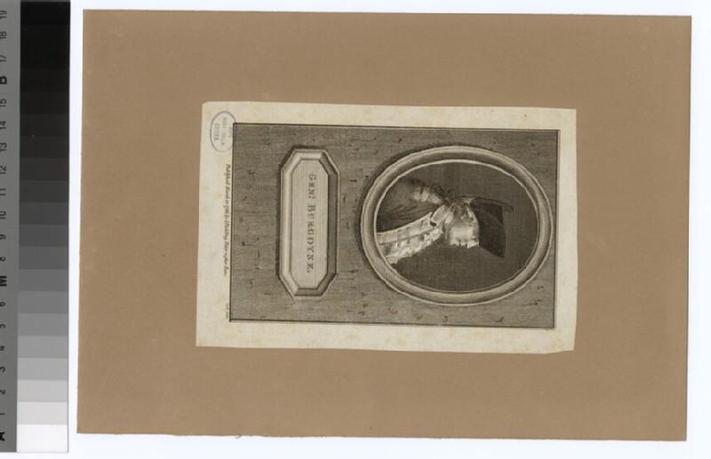 Portrait of Gen Burgoyne