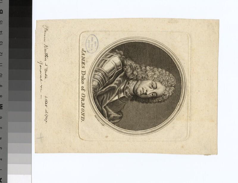 Portrait of Duke of Ormond (WAHP34900)