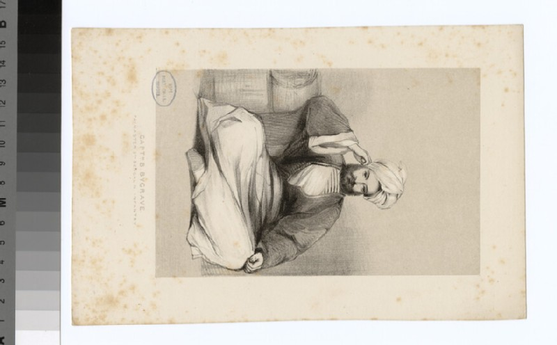 Portrait of Capt.B. Bygrave (WAHP34901)