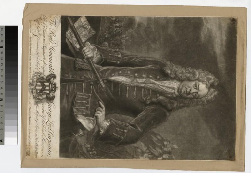 Portrait of Lord Carpenter
