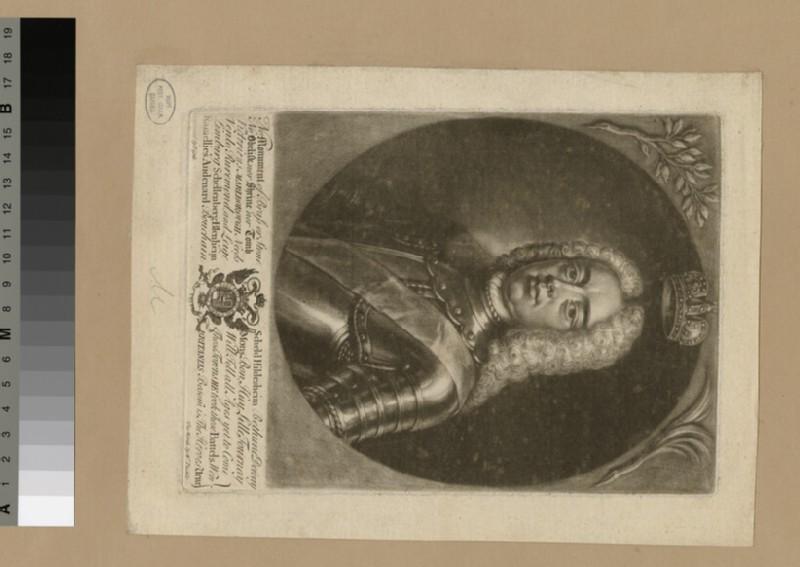 Portrait of Marlborough (WAHP34959)