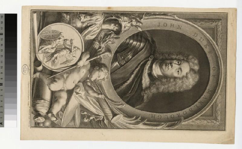 Portrait of Marlborough (WAHP34968)