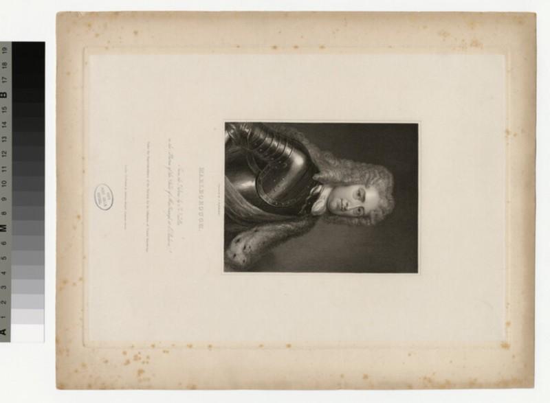 Portrait of Marlborough (WAHP34970)