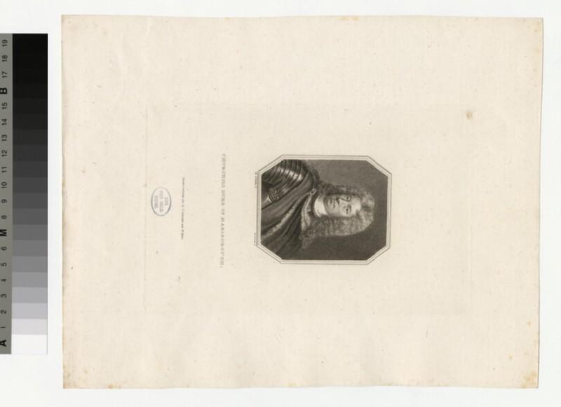 Portrait of Marlborough (WAHP34978)