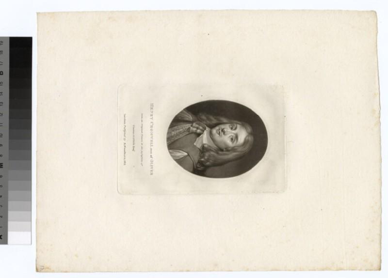 Portrait of H. Cromwell