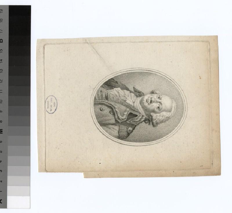 Portrait of Gen. Custin