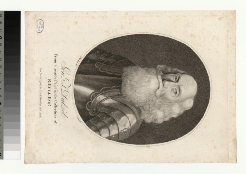 Portrait of Gen. T. Dalziel